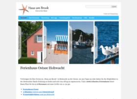 ostsee-hohwacht-ferienhaus.de