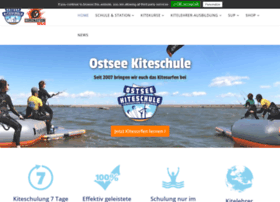 ostsee-kiteschule.com
