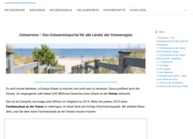 ostsee-reiseportal.de