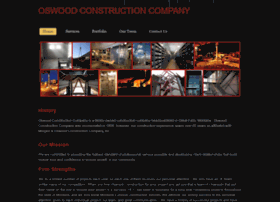 oswoodconstruction.com