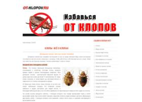 ot-klopov.ru