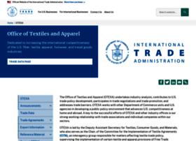 otexa.trade.gov