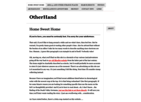 otherhand.org
