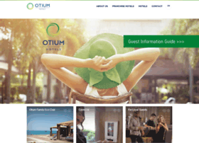 otiumhotels.com