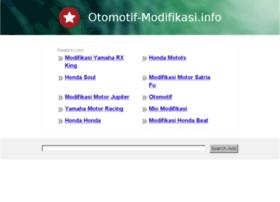 otomotif-modifikasi.info
