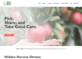 ottawa.hiddenharvest.ca