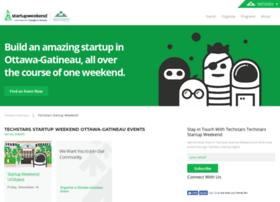 ottawa.startupweekend.org