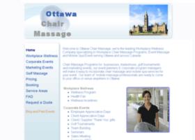 ottawachairmassage.ca