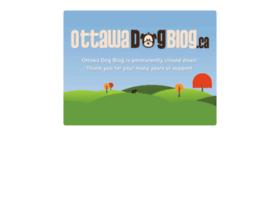 ottawadogblog.com