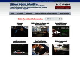 ottawadrivingschool.com
