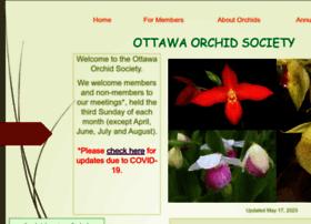 ottawaorchidsociety.com