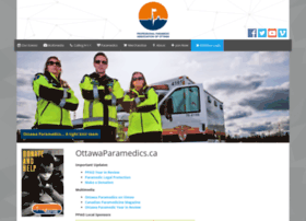 ottawaparamedics.ca
