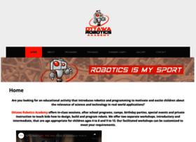 ottawaroboticsacademy.com