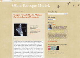 ottosbaroquemusick-bachradio.blogspot.kr