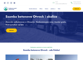 otwock.szamba-betonowe.com