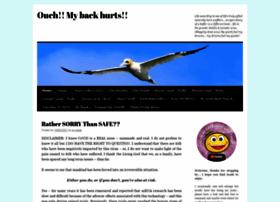 ouchmybackhurts.wordpress.com