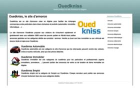 ouedkniss.city-dz.com