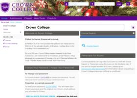 our.crown.edu