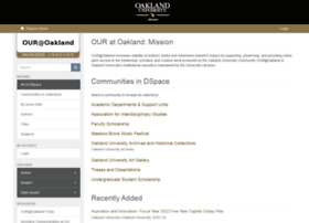 our.oakland.edu