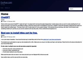 ourace.com