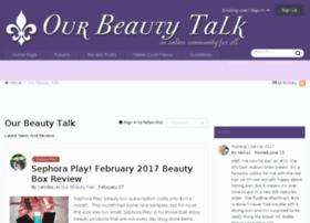 ourbeautytalk.com