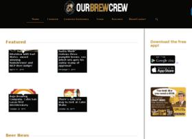 ourbrewcrew.com