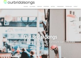 ourbridalsongs.com