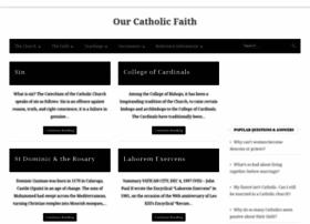 ourcatholicfaith.org