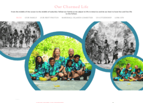 ourcharmedlife.net