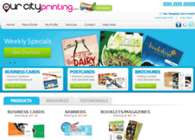 ourcityprinting.com