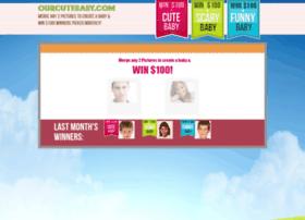 ourcutebaby.com