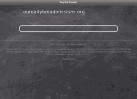 ourdailybreadmissions.org