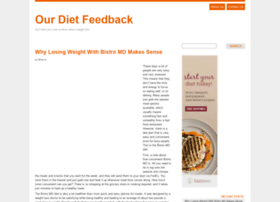 ourdietfeedback.com