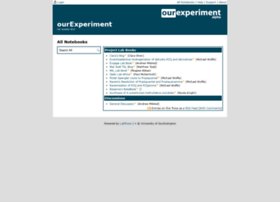 ourexperiment.org