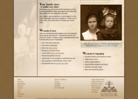 ourfamilystorybook.com