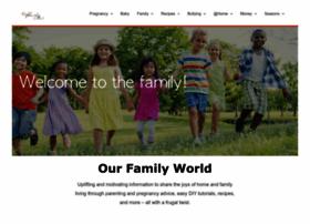 ourfamilyworld.com