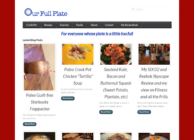 ourfullplate.com