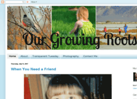 ourgrowingroots.com