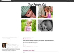 ourhecticlife.blogspot.de