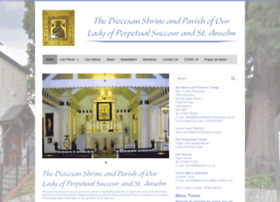 ourladyandstanselm.org