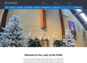 ourladyofthefields.org