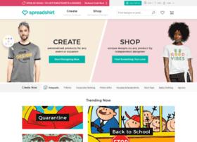 ourlegaci.spreadshirt.com