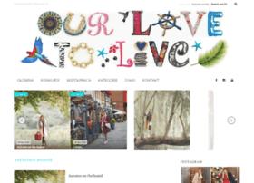 ourlovetolive.blogspot.de