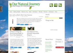 ournaturaljourney.com