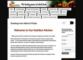 ournutritionkitchen.com