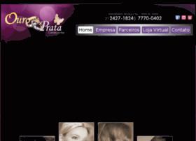 ouroepratacosmeticos.com.br