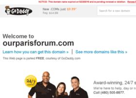 ourparisforum.com