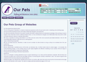 ourpets.org.uk