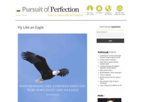 ourpursuitofperfection.com
