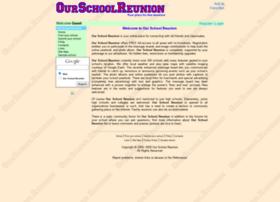 ourschoolreunion.com